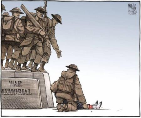 The Halifax Chronicle Herald's Editorial Cartoon by Bruce MacKinnon @ch_cartoon
